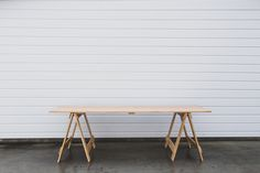 Made from locally sourced and sustainable materials. Lightweight and easy . Trestle Table, Weddings, Easy, Furniture, Home Decor, Decoration Home, Room Decor, Wedding, Home Furnishings