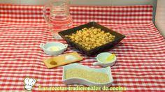 Receta fácil del Hummus de garbanzos