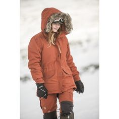 Sarek Winter Jacket W