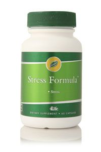 Tension Reduction    Stress Formula supplies a protective nutritional shield against the effects of modern-day stress.