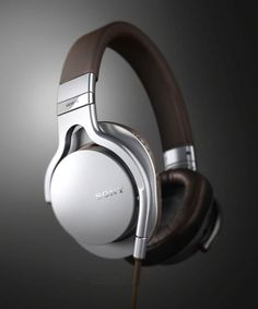 Sony MDR-1R  Product Design #productdesign