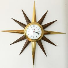 What These Old Things Online Vintage Shop Vintage Shops, Retro Vintage, Retro Clock, George Nelson, Vintage Home Decor, Mid-century Modern, Old Things, Mid Century, Vintage Fashion
