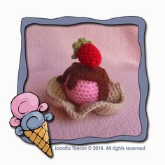 Creative Crochet Toys: Ice Cream Treats