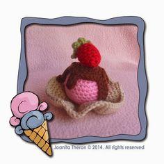 Creative Crochet Toys: Ice Cream Treats