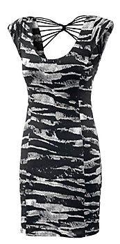 Neighborhood Minikleid Damen graumelange/schwarz im Online Shop von SportScheck kaufen