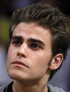 Paul Wesley - Paul's Hair #11: Because he is not allowed to have a bad ...