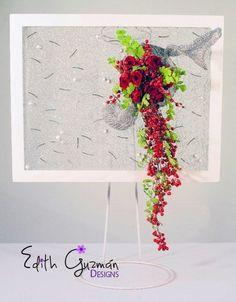 Artist: Edith Guzmán Designs. Floral Design