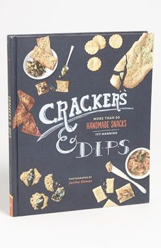 This book looks delish. Our favorite snack!