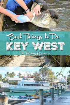 Best Things to Do in Key West. Road trip from Miami to Key West. Where to stay, beaches, attractions, places to visit, and activities. Vacation with kids. The Flying Couponer.