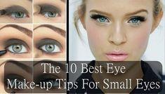10 Magic Tips to Make Small Eyes Look Bigger