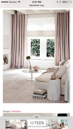 2 x Wespa Lined Cotton Eyelet Pair of Curtains Light Grey, 228 x ...