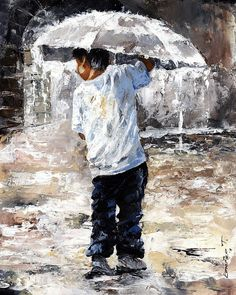 emerico toth | Soaked Painting by Emerico Toth - Soaked Fine Art Prints and Posters ...
