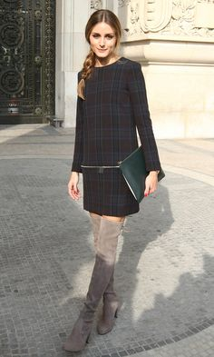 Olivia Palermo.  Love this look!