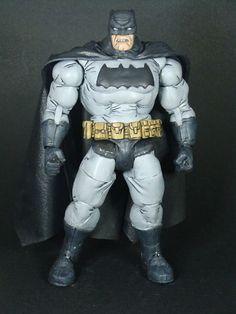 Dark Knight Returns Batman (Batman) Custom Action Figure by grungethemovie  Base figure: NECA Guile