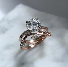 The dreamiest ring and band. Need!