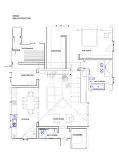 Galería de Reconstrucción de una casa en Kiev / TSEH Architectural Group - 20