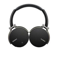 Sony MDR-XB950BT/B Extra Bass Bluetooth Wireless Headphones w/Microphone - Black #Sony