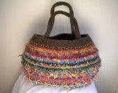 Samoa Felted Bag #EasyPin