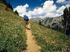 20 best National Park hikes.