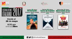 Centro Cultural Chacao será sede del Festival de Cine Italiano 2017 http://crestametalica.com/centro-cultural-chacao-sera-sede-del-festival-cine-italiano-2017/ vía @crestametalica