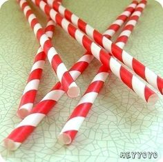 cool party straws