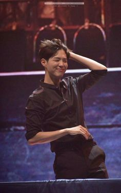 Park Bo Gum Fan meeting in Thailand