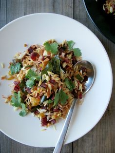 my darling lemon thyme: beetroot and aubergine pilau recipe