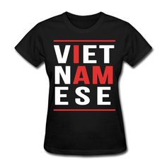 >> Click to Buy << I Am Vietnamese Women's T-Shirt Female T Shirt Branded 100 % Cotton for Lady Kawaii Tops Tee 2017 Summer Women Novelty #Affiliate