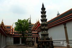 Wat Pho temple, #Bangkok #Thailand #Asia #Tailandia #temple #templo #Buddha #Buddhism #Budismo