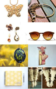Golden Touch by Anastasia on Etsy--Pinned with TreasuryPin.com