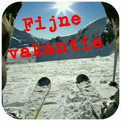 Fijne skivakantie!