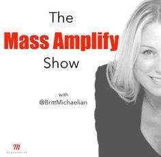 Mass Amplify Show Sneak Peak with YouTuber Carlie Butler aka CarlieStylezz Hear the rest of the episode at http://massamplifyshow.com