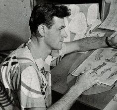 Wolfgang Reitherman - Director, Animator one of Disneys nine old men