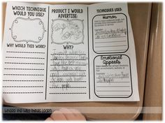 Persuasive Writing With Superbowl Commercials - Where the Wild Things Learn 5th Grade Ela, 5th Grade Writing, Upper Elementary, Elementary Schools, Persuasive Writing, Dual Language, Wild Things, 5th Grades, Writing Activities