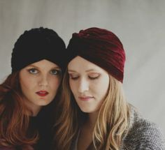20% off all hats (& turbans!) now through 2/4 with code TOPITOFF