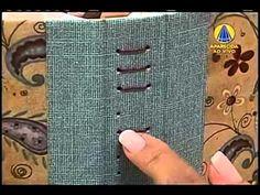 Lê Arts Artesanatos - Costura Artesanal - Torcido com Barras - Sabor de Vida - 20-02-13