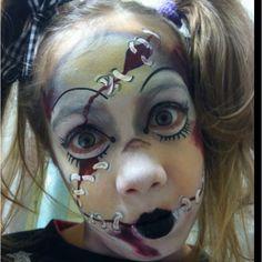 Cute Zombie Doll