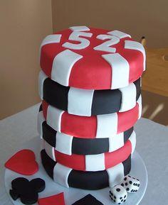 ... carrot cake with cream cheese icing. Happy Birthday Denis! - Margaret