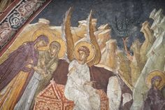 BLAGO | BLAGO : Decani : 43a Holy Women (Myrrhbearers) at the Sepulchre