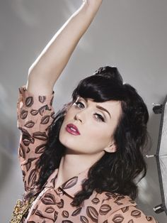 Not a big fan of her personally, but I do secretly rock out to her music :D