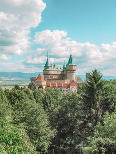 14 Best Places In Slovakia To Visit - Hand Luggage Only - Travel, Food & Photography Blog Beautiful Places To Visit, Cool Places To Visit, City From Above, Best Places In Europe, Medieval Town, Weekend Trips, World Heritage Sites, Travel Inspiration, National Parks