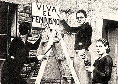 Búscame en el ciclo de la vida: Feminismo vivo