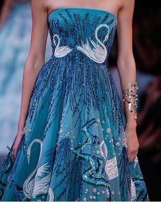 Bohemian Style, Boho Chic, Fairytale Gown, Nice Dresses, Formal Dresses, Mode Style, Strapless Dress Formal, Designer Dresses, Boho Fashion