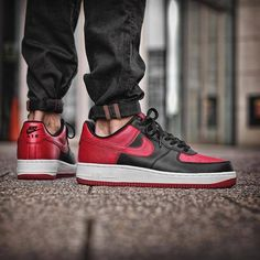 nike air force 1 low bred 4f0ada228