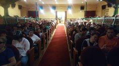Ultima visita de la temporada estival al Teatro Casino Liceo: han sido un poco más de 70 personas las que disfrutaron de la visita.