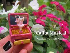 Cajita Musical - Porcelana Fria / Cold Porcelain - YouTube