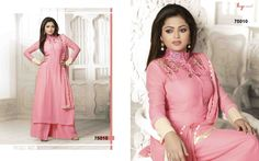 LT 75 sell.............sell......................sel.................... semi stitched any queries or order please contact or whatsapp this no:-9099999119