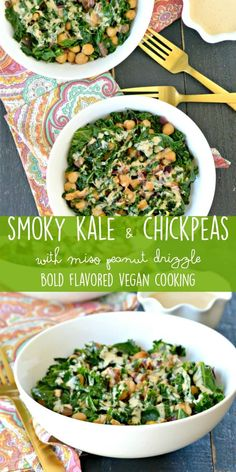 Smoky Kale & Chickpe