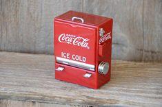 Coca Cola Toothpick Dispenser Vending Machine Toothpick