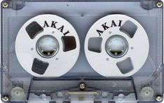 Project C-90 | Catalogue | Compact cassettes | Akai | Akai EGF